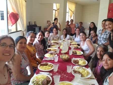 women lunch