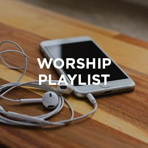 Spotify Worship Playlist